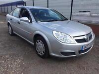 2007 Vauxhall Vectra 1.8i VVT Life**123k miles**