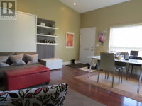 Pied-a-Terre in downtown Kingston
