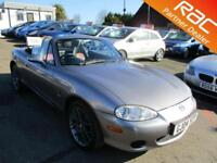 2004 Mazda MX-5 Convertible 1.8 146 Euphonic Petrol grey Manual
