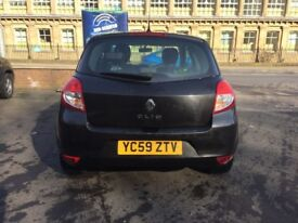 Renault Clio 1.2 16v i-music 3rd low mileage