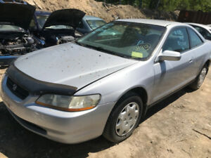 1998 Honda Accord LX  ** FOR PARTS ** INSIDE & OUTSIDE **