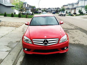 Mercedes-Benz C300 4MATIC AMG Spec (Fully Loaded) Low KM