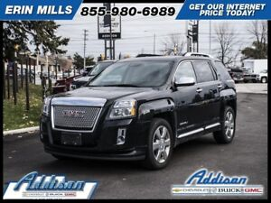 2015 GMC Terrain DenaliAWD 6 Cyl Navi Sunroof Leather