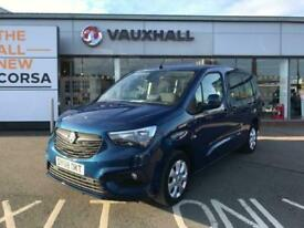 2018 Vauxhall Combo Life Energy XL 1.5 Turbo D 100PS 5DR 7 Seater