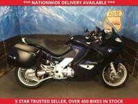 BMW K1200GT K 1200 GT ABS MODEL SIDE LUGGAGE PSH 12M MOT 2003 03