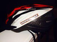 "Youth ""mongoose"" bike helmet"
