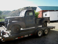 1947 Dodge 1/2 pickup truck complete and original