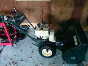 "32"" Bolens  snowblower"