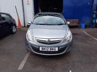 Vauxhall Corsa 1.3 diesel 12 plate
