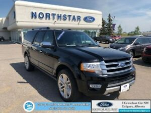 2017 Ford Expedition Max Platinum  - Sunroof -  Navigation - $37