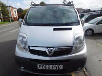 NO VAT! Vauxhall Vivaro 2.0CDTI Sportive SWB panel van full service history (15)