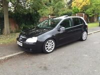 VW Golf 2.0 GT TDI 140 not Audi bmw vauxhall ford gti a3 a4 passat