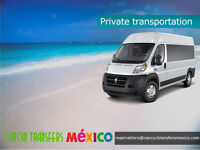 GROUND TRANSPORTATION IN CANCUN