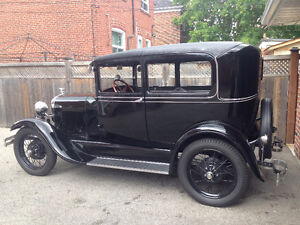 1928 Model A Ford Two Door