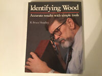 Identifying Wood Accurate Results with Simple Tools by R Hoadley