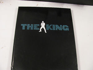 The King - By Jim Piazza (Large Black Book, Hardcover)