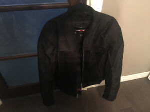 Motorcycle mesh jacket