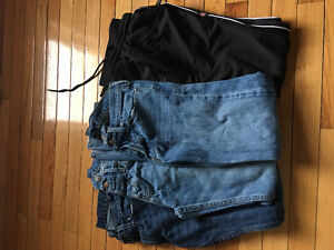 Bag of small/ med sized mens clothing