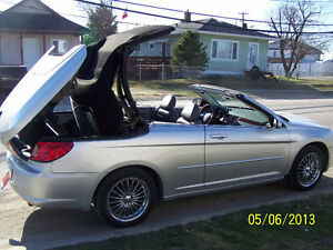MINT 2008 Chrysler Sebring Silver Convertible