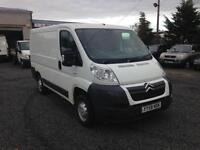 Citroen Relay 2.2HDi ( 100hp ) L1 30 SWB 2009 58 Reg 1 company owner from new
