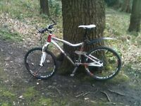 Kona 2+2 Xc mountain bike