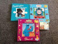 Children's Puzzles/Games