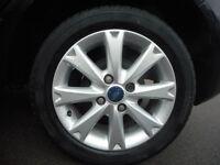 Ford Fiesta ZETEC (panther black) 2011