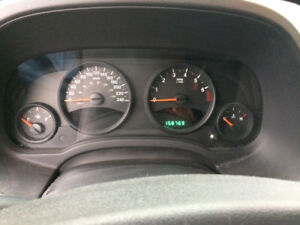 2010 Jeep Patriot low km