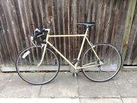 Peugeot Road Bike in Gold