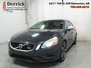 2013 Volvo S60 T6 Used AWD T6 Sunroof Leather Seats $204.87 B/W