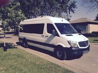 2014 Sprinter Passenger Van !like new!