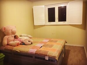Your home here - a bedroom with separate bathroom in Markham