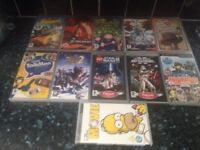 Collection of PlayStation PSP games