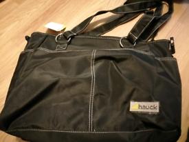Hauck changing bag