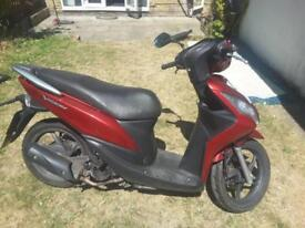 Honda NSC auto moped runs like sh ps pcx excellent condition only 999 no offer