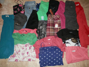 Good girls/youth/women's clothing (size S, 2 bags)