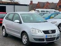 * 2006 VW VOLKSWAGEN POLO 1.2L 5 DOOR + LOW 60K MILES + SERVICE HISTORY *