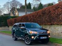 67 TOYOTA HILUX 2.4 D4-D INVINCIBLE X + FULL TOYOTA HISTORY + 1CO OWNR + V CLEAN