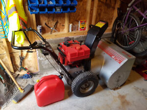 FOR SALE - GREAT CONDITION! 8/28 Craftsman Snow Blower