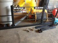 2 weeks old back rack