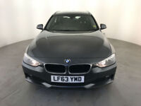 2013 63 BMW 320D EFFICIENTDYNAMICS DIESEL ESTATE 1 OWNER SERVICE HISTORY FINANCE