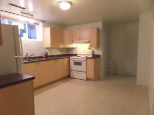 All Included Semi-basement 2 BEDROOM SUIT