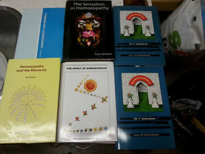Medical, Science & Homeopathy textbooks for sale Peterborough Peterborough Area image 4