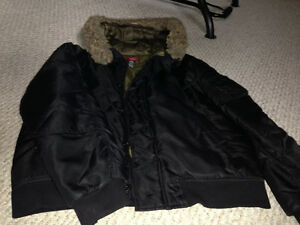 $50 ~~ Like New Adult Buffalo Jacket ~~ $50