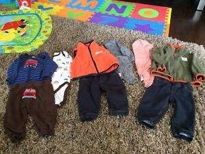 3-6/6 month clothing