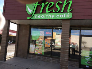 Restaurant / Fast food Place for sale