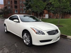 2010 Infiniti G37x Coupe AWD **LOW KMS** WINTER TIRES INC**