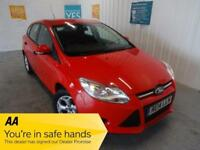 2014 14 FORD FOCUS 1.6 STUDIO 5D 86 BHP