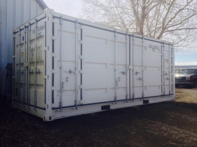 steel storage shipping containers sea containers  business industrial calgary kijiji