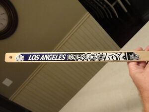 Jay Wells Autographed Miniature LA Kings Hockey Stick from 80's Kitchener / Waterloo Kitchener Area image 3